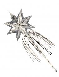 tryllestav fe stjerne sølv