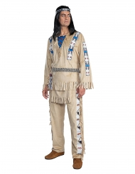 Winnetou™ kostume - voksen