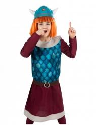 kostume Vikingen Vicky™ pige