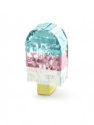 Mini piñata ispind metallisk