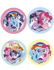 Sukkerdisk My Little Pony™ 21 cm - tilfældig