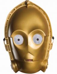 Vintage C3PO™ maske - voksen