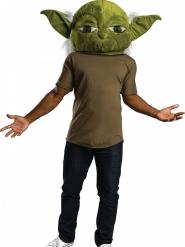 Yoda™ maskot maske - voksen