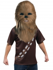 Chewbacca™ maskot maske - voksen