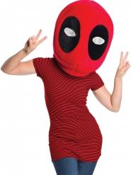 Maske Deadpool™ Maskot til voksne