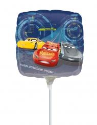 Lille aluminium ballon Cars 3™ 23 cm