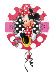 Aluminium ballon Minnie™ 43 cm