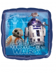 Star Wars The Last Jedi™ Ballon aluminium 43 x 43 cm