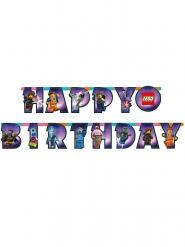 Happy Birthday Guirlande Lego Filmen 2™ 163 x 13 cm