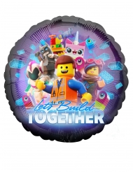 Aluminium ballon LEGO Filmen 2™ 43 cm