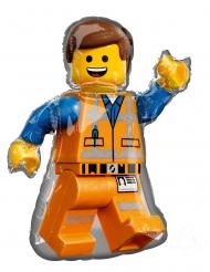 Ballon aluminium Emme The Lego Movie 2™  60 x 81 cm