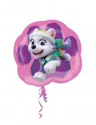 Ballon aluminium Everest Paw Patrol™ 63 x 53 cm