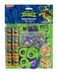 48 dele legetøj The Rise of Teenage Mutant Ninja Turtles™