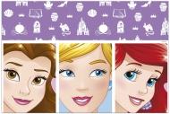 Plastikborddug Disney™ drømmeprinsesse 120 x 180