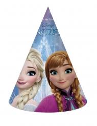 6 sneflage festhatte i karton Frozen 2™