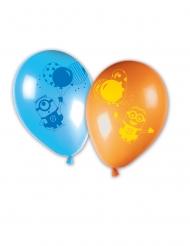 8 latex balloner Minions fest™