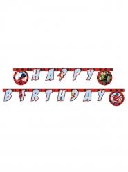 Guirlande Happy Birthday Ladybug™ 2m