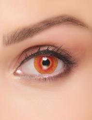 Fantasi linser blodrød øjne til voksne