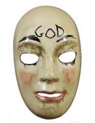 Luksus The Purge™ maske til voksne