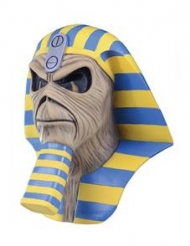 Powerslave Iron Maiden™ Maske til voksne
