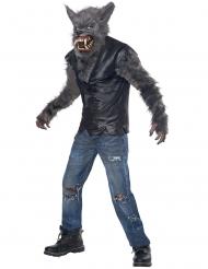 Den stygge varulv kostume - barn