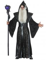 Troldmand Kostume Mørke til voksne