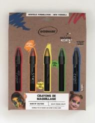 5 Sminke blyanter 2,8 g