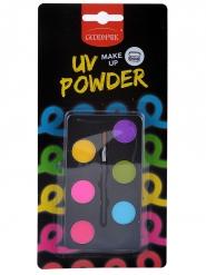 Glimmer sminke UV 6 x 1g