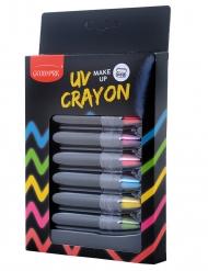 Sæt med 6 sminkekrig UV 2,8 g