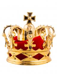 Mini Kongelig Krone Hårspænde Guld