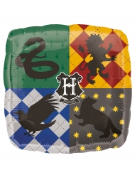 Aluminium Ballon Hogwarts Harry Potter™ 43 x 43 cm
