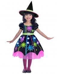 Hekse Kostume Edderkop Farver til piger