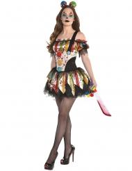 Blodig Klovn Kostume til kvinder