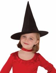 Heksehat Sort til piger