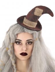 Hekse Hat på Hårbøjle Fugleskræmsel til voksne
