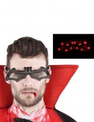 Flagermus briller lysende til voksne