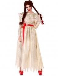 Dukke Kostume Vintage Djævelsk til kvinder