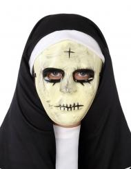 Nonne maske til voksne