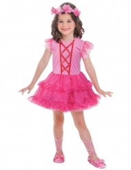 Lille ballerina kostume - pige