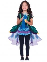 På ryggen af påfugl kostume - barn