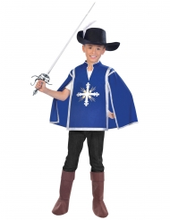 Musketer kostume - dreng