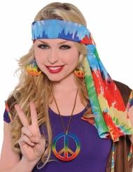 Hippie pandebånd voksen