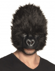 Gorilla plys-maske - voksen