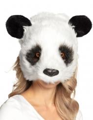 Realistisk panda-maske - voksen
