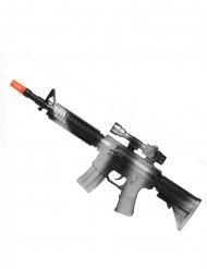 Maskinpistol med sigte 45 cm