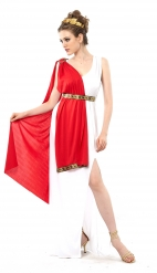 Romersk gudinde kostume i stor størrelse - kvinde