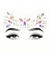 Ansigtssmykker pastelfarve - voksen
