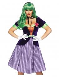 Tegneserie Babydoll Luksus kostume til kvinder