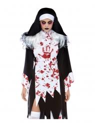 Nonne morder kostume kvinde