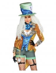 Gale hattemager luksus kostume til kvinder